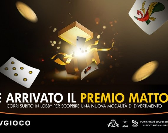 Fantastiche novità per Skill games by Newgioco.it