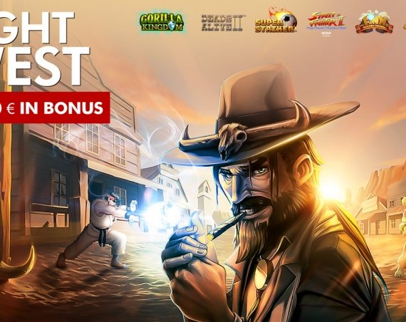 Fight west Casinò: 1.500€ in palio
